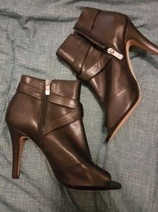 Shoes - Vince Camuto high heel boots size 9 1/2